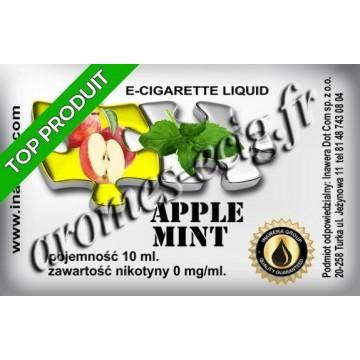 E-Liquide Pomme Menthe 0 mg Duets