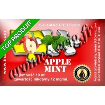 E-Liquide Pomme Menthe 12 mg Duets