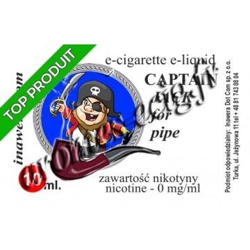 E-Liquide Captain Jack 0 mg TDM classique