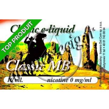 E-Liquide MB 0 mg TDM classique