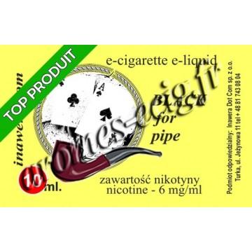 E-Liquide Black 6 mg TDM classique