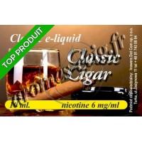 E-Liquide Cigare 6 mg TDM classique