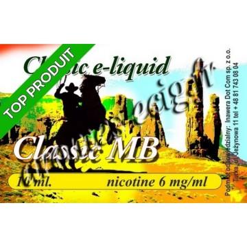 E-Liquide MB 6 mg TDM classique