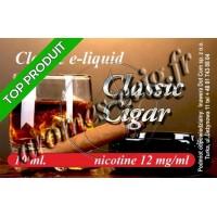 E-Liquide Cigare 12 mg TDM classique