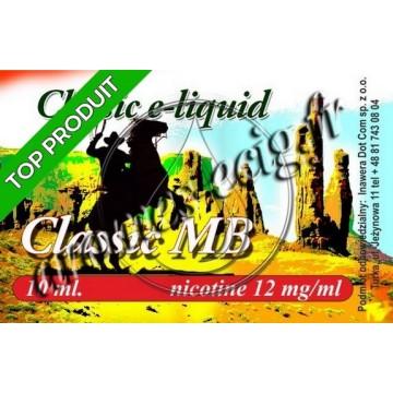 E-Liquide MB 12 mg TDM classique