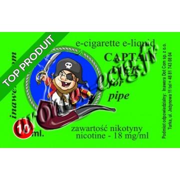 E-Liquide Captain Jack 18 mg TDM classique