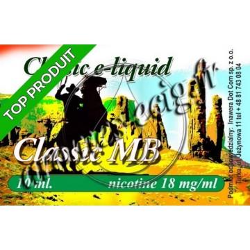 E-Liquide MB 18 mg TDM classique