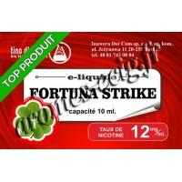 E-Liquide Fortuna Strike 12 mg Tino D'Milano