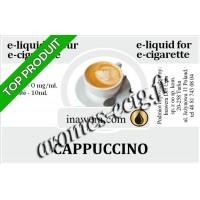E-Liquide Cappuccino 0 mg Inawera