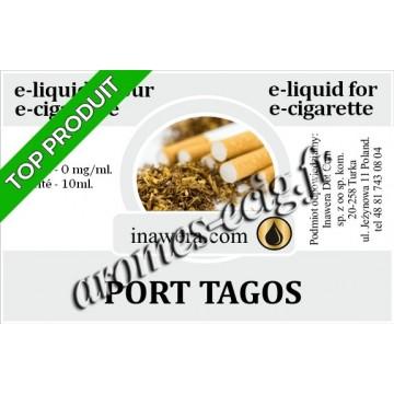 E-Liquide Port Tagos 0 mg Inawera