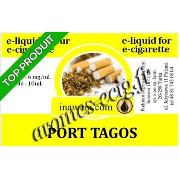 E-Liquide Port Tagos 6 mg Inawera