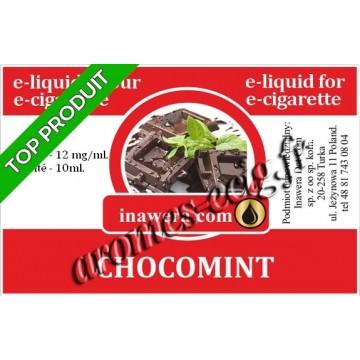 E-Liquide Chocomint 12 mg Inawera
