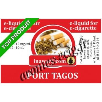 E-Liquide Port Tagos 12 mg Inawera