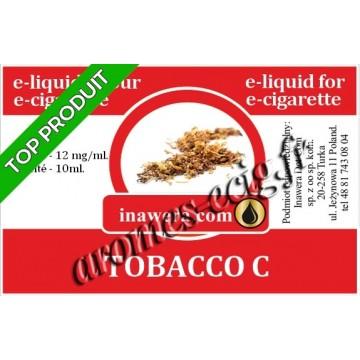 E-Liquide Tobacco C 12 mg Inawera