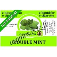 E-Liquide Double Menthe 18 mg Inawera