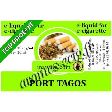 E-Liquide Port Tagos 18 mg Inawera