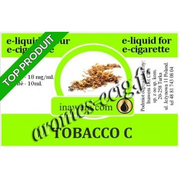 E-Liquide Tobacco C 18 mg Inawera