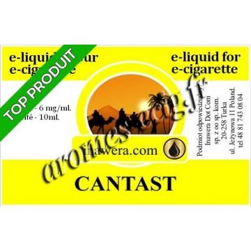 E-Liquide Cantast 6 mg Inawera