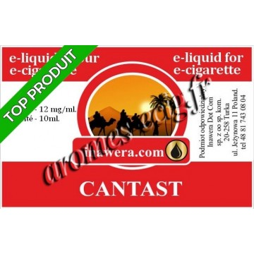 E-Liquide Cantast 12 mg Inawera