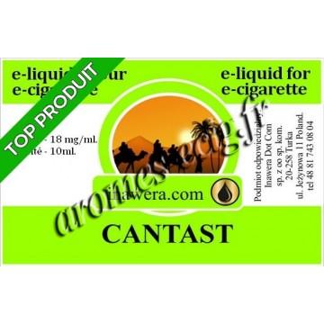 E-Liquide Cantast 18 mg Inawera