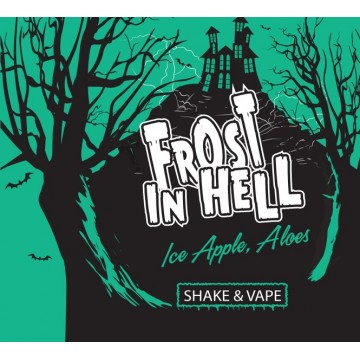 E-liquide Pré-Mixé Frost in Hell Inawera