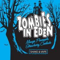 E-liquide Pré-Mixé Zombies in Eden Inawera