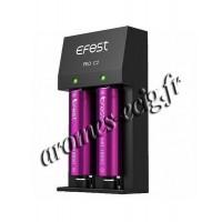 Chargeur Efest Pro C2