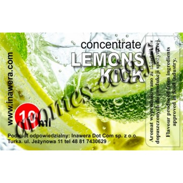 Arome Lemon Kick Inawera