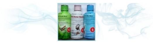 Bases Inawera DIY e-liquide