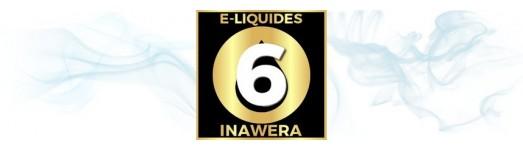 E-liquides Inawera 6 mg ( léger )
