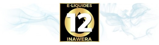 E-liquides Inawera 12 mg ( moyen )