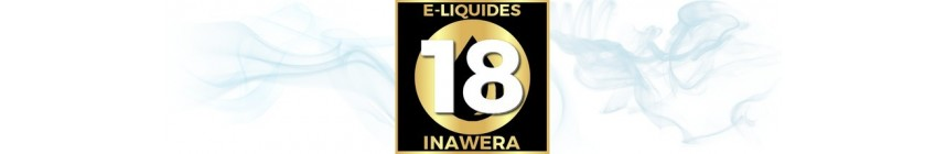 E-liquides Inawera 18 mg