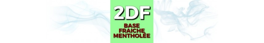 Base mentholée 2D Fresh Baza Inawera