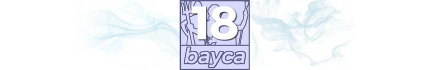 E-liquides Bayca 18 mg