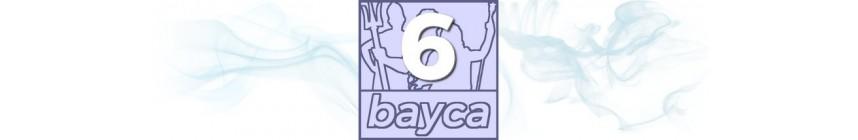 E-liquides Bayca 6 mg
