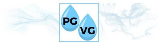 PG et VG de qualité USP pharmaceutique