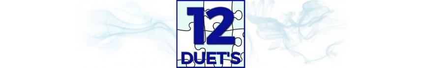 E-liquides Duets 12 mg