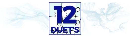 E-liquides Duets 12 mg ( moyen )