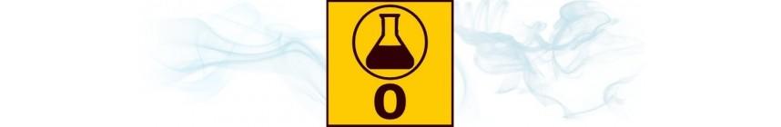 E-liquides TDM 0 mg