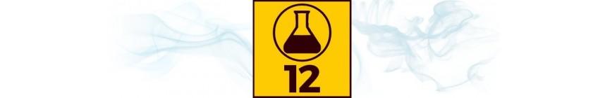 E-liquides TDM 12 mg