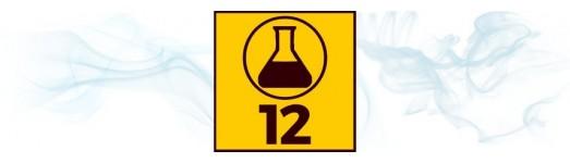 E-liquides Tino D'Milano 12 mg ( moyen )