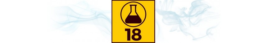 E-liquides TDM 18 mg