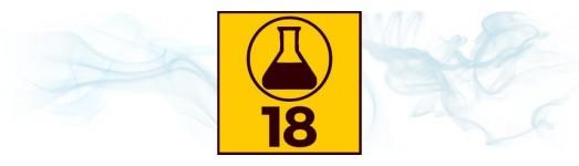 E-liquides Tino D'Milano 18 mg ( fort )