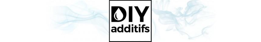 Additifs pour base DIY e-liquide