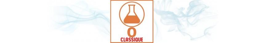 E-liquides TDM Classic 0
