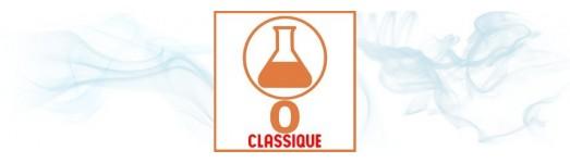 E-liquides premium TDM classique 0 mg