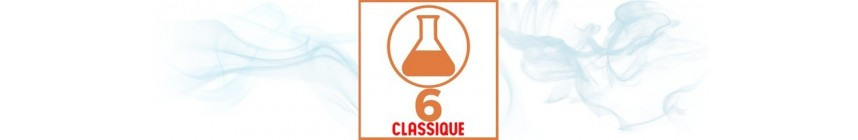 E-liquides TDM Classic 6