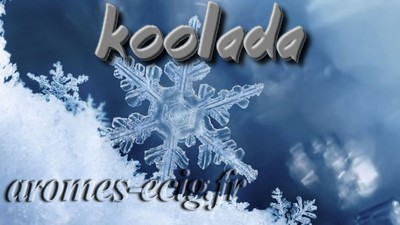 Additif Koolada DIY e-liquide