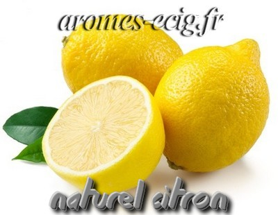 Arome naturel Citron Inawera