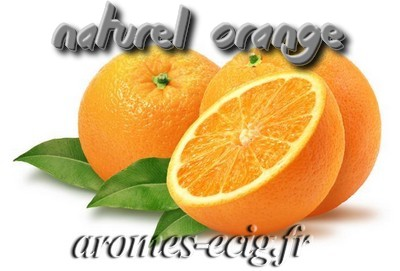 Arome naturel Orange Inawera